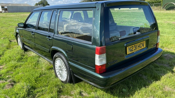 1995 Volvo 960 2.5 GLE For Sale (picture 13 of 233)