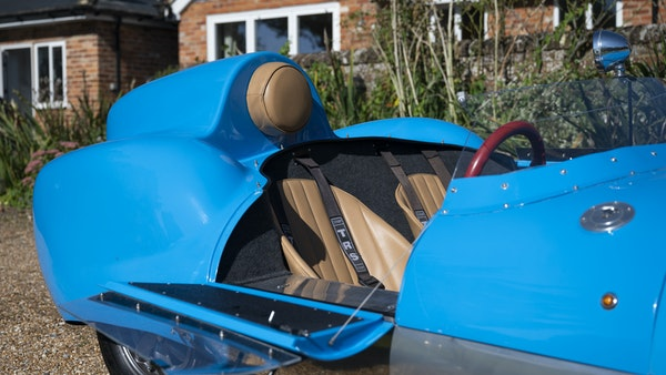 RESERVE LOWERED - 2013 Westfield Lotus XI replica For Sale (picture 40 of 98)