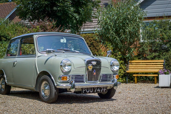 1968 Wolseley Hornet Mk3 For Sale (picture 3 of 131)