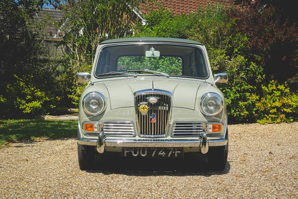 1968 Wolseley Hornet Mk3 For Sale (picture 1 of 131)