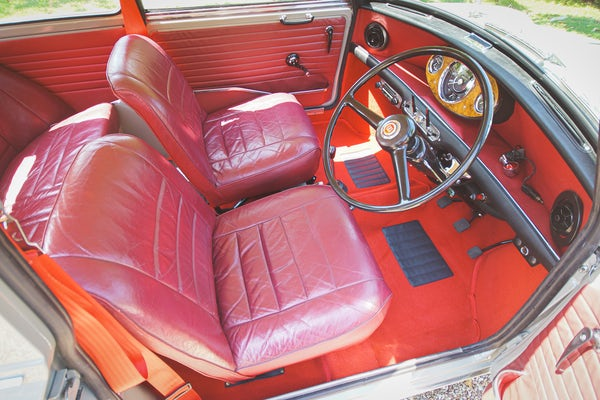 1968 Wolseley Hornet Mk3 For Sale (picture 36 of 131)