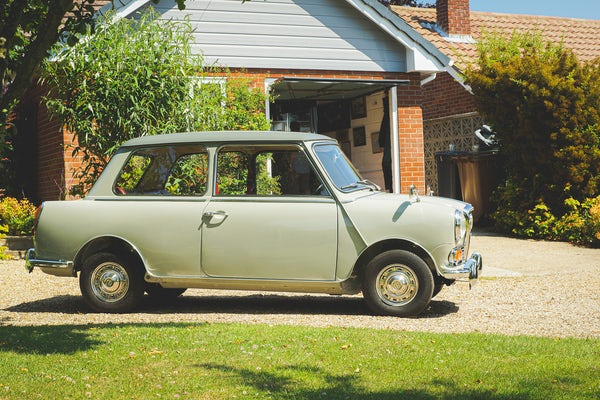 1968 Wolseley Hornet Mk3 For Sale (picture 6 of 131)