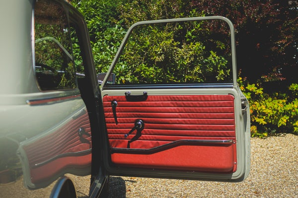 1968 Wolseley Hornet Mk3 For Sale (picture 34 of 131)