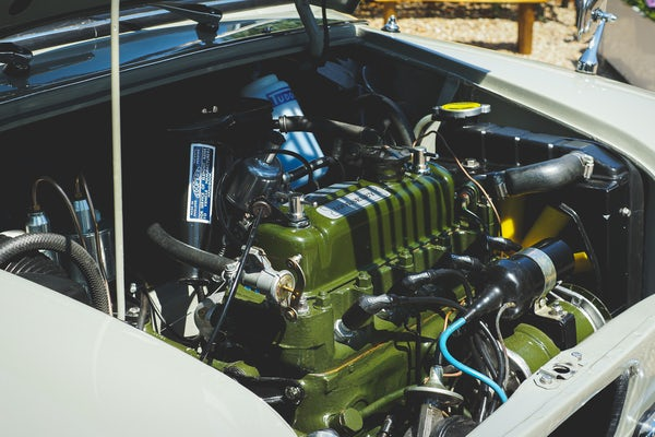 1968 Wolseley Hornet Mk3 For Sale (picture 103 of 131)