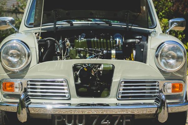 1968 Wolseley Hornet Mk3 For Sale (picture 98 of 131)