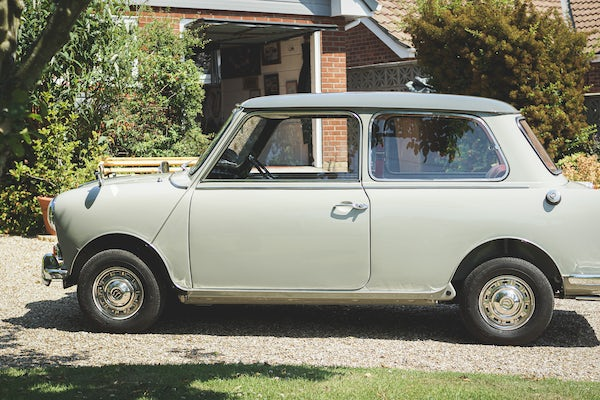 1968 Wolseley Hornet Mk3 For Sale (picture 20 of 131)