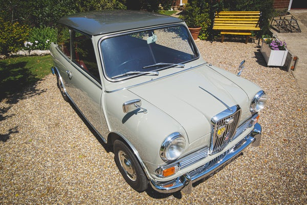 1968 Wolseley Hornet Mk3 For Sale (picture 13 of 131)
