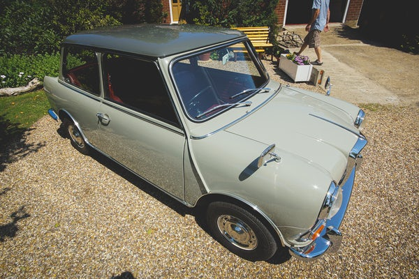 1968 Wolseley Hornet Mk3 For Sale (picture 14 of 131)