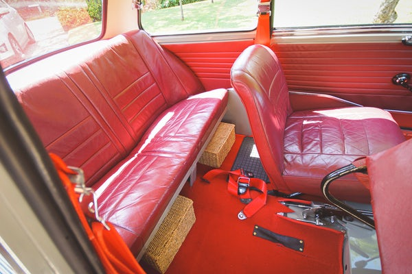 1968 Wolseley Hornet Mk3 For Sale (picture 37 of 131)