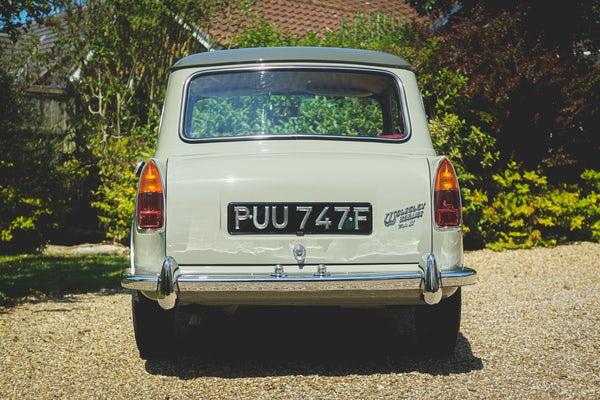 1968 Wolseley Hornet Mk3 For Sale (picture 15 of 131)