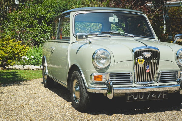 1968 Wolseley Hornet Mk3 For Sale (picture 7 of 131)