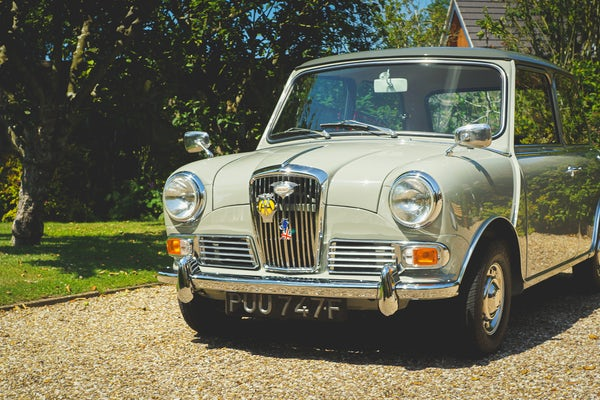 1968 Wolseley Hornet Mk3 For Sale (picture 5 of 131)