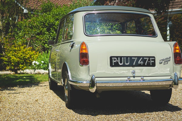 1968 Wolseley Hornet Mk3 For Sale (picture 16 of 131)
