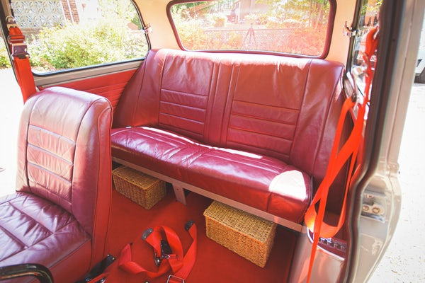 1968 Wolseley Hornet Mk3 For Sale (picture 38 of 131)