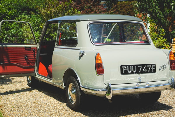 1968 Wolseley Hornet Mk3 For Sale (picture 17 of 131)