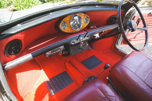 1968 Wolseley Hornet Mk3 For Sale (picture 40 of 131)