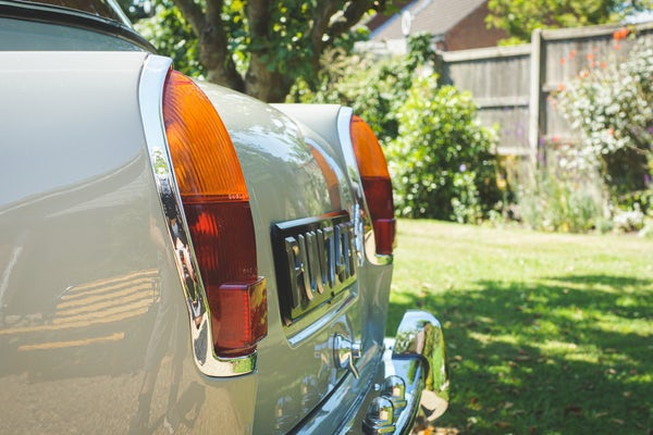 1968 Wolseley Hornet Mk3 For Sale (picture 23 of 131)