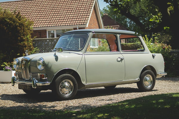 1968 Wolseley Hornet Mk3 For Sale (picture 21 of 131)