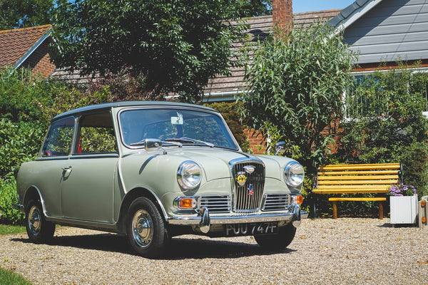 1968 Wolseley Hornet Mk3 For Sale (picture 4 of 131)