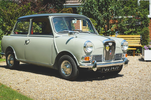 1968 Wolseley Hornet Mk3 For Sale (picture 8 of 131)
