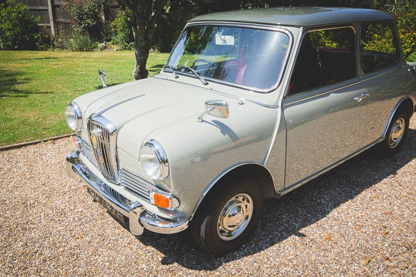 1968 Wolseley Hornet Mk3 For Sale (picture 9 of 131)