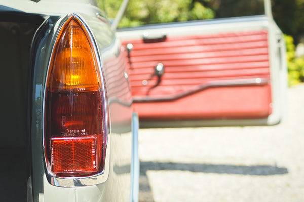 1968 Wolseley Hornet Mk3 For Sale (picture 26 of 131)
