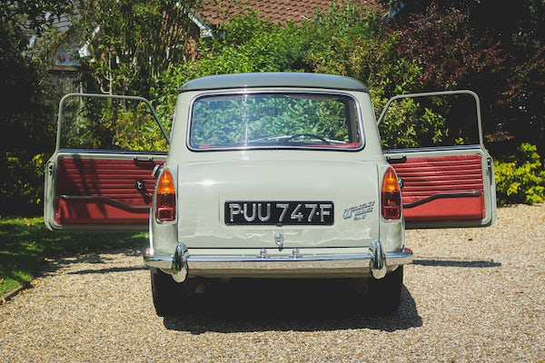 1968 Wolseley Hornet Mk3 For Sale (picture 18 of 131)