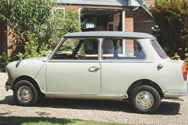 1968 Wolseley Hornet Mk3 For Sale (picture 19 of 131)