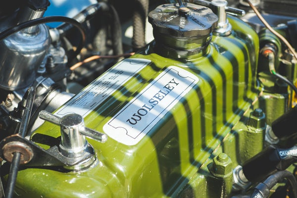 1968 Wolseley Hornet Mk3 For Sale (picture 104 of 131)