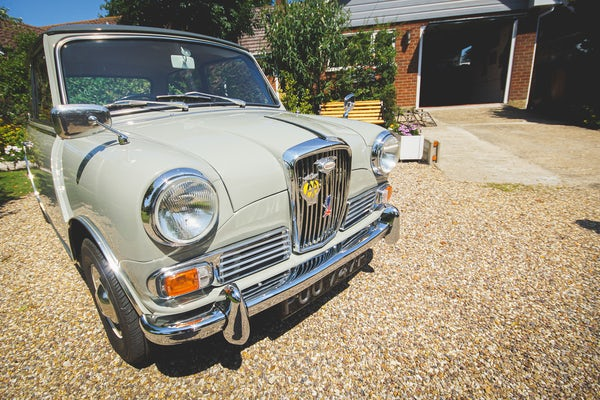 1968 Wolseley Hornet Mk3 For Sale (picture 11 of 131)