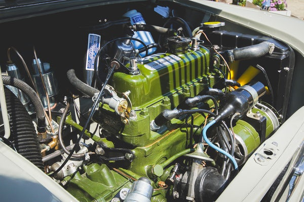 1968 Wolseley Hornet Mk3 For Sale (picture 96 of 131)