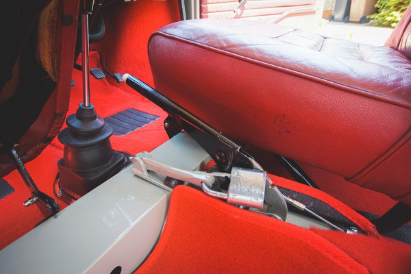 1968 Wolseley Hornet Mk3 For Sale (picture 47 of 131)