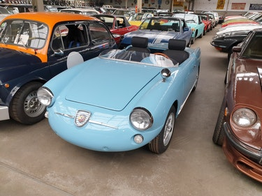 Picture of Abarth Allemano 4 cyl. 750cc  1959 For Sale