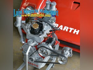 1962 Abarth 850 TC Corsa Engine For Sale (picture 4 of 12)