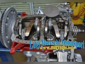 1962 Abarth 850 TC Corsa Engine For Sale (picture 12 of 12)
