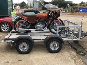 2019 X3 Bike trailer or Quads / mowers etc. For Sale (picture 1 of 4)