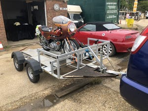 2019 X3 Bike trailer or Quads / mowers etc. For Sale (picture 2 of 4)