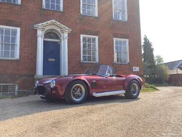 "Picture of 1980 Cobra ""Powered by ford"" by AK Sportscars For Sale"