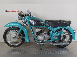 1954 Adler MB 200, 195 cc, 11 hp For Sale (picture 2 of 12)