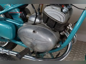 1954 Adler MB 200, 195 cc, 11 hp For Sale (picture 6 of 12)