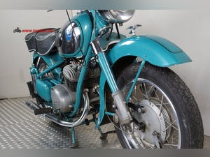 1954 Adler MB 200, 195 cc, 11 hp For Sale (picture 8 of 12)