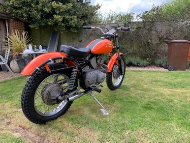 Picture of 1970 Aermacchi Harley Davidson 350 ERS Desert Racer as new For Sale