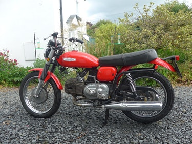 Picture of 1972 Aermacchi Sprint SS For Sale
