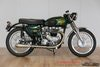 AJS Model 31 CSR Completely restored in perfect condition !