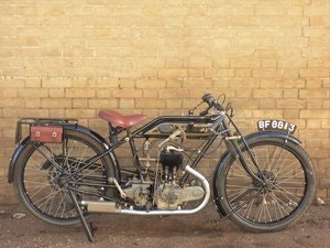 Picture of 1925 AJS Side Valve 350cc SOLD