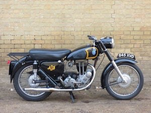 Picture of 1956 AJS Model 16MS 350cc SOLD