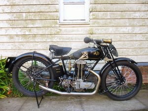 Picture of 1929 AJS Big Port 350cc SOLD