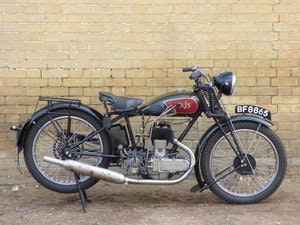Picture of 1929 AJS M5 350cc SOLD