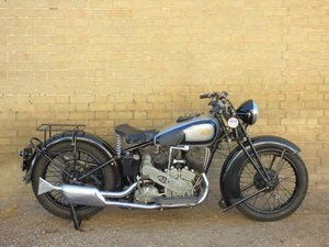 Picture of 1937 AJS Model 2A V Twin 990cc SOLD