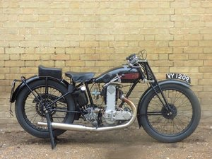 Picture of 1929 AJS Model M7 350cc OHC SOLD